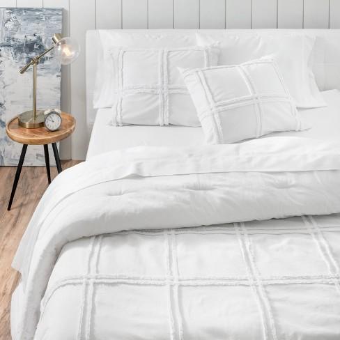 Martha Stewart Skylar Chenille Comforter Set - image 1 of 4