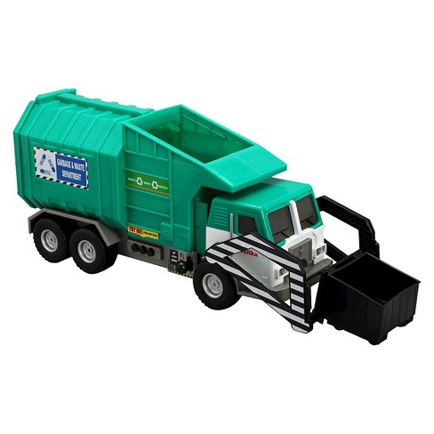 Tonka Mighty Motorized Garbage Truck - image 1 of 2
