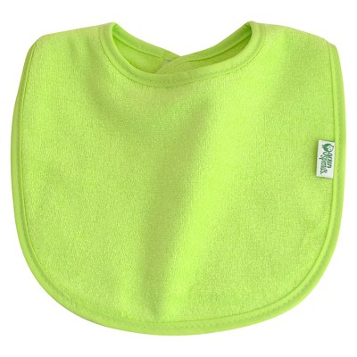 green sprouts Stay-Dry Baby Bibs (10pk) - Blue Set