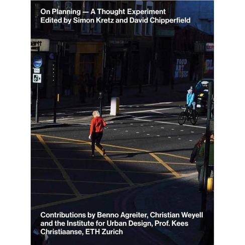 David Chipperfield & Simon Kretz: On Planning - (Hardcover) - image 1 of 1