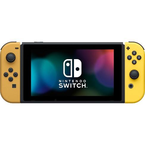 nintendo switch eevee edition console