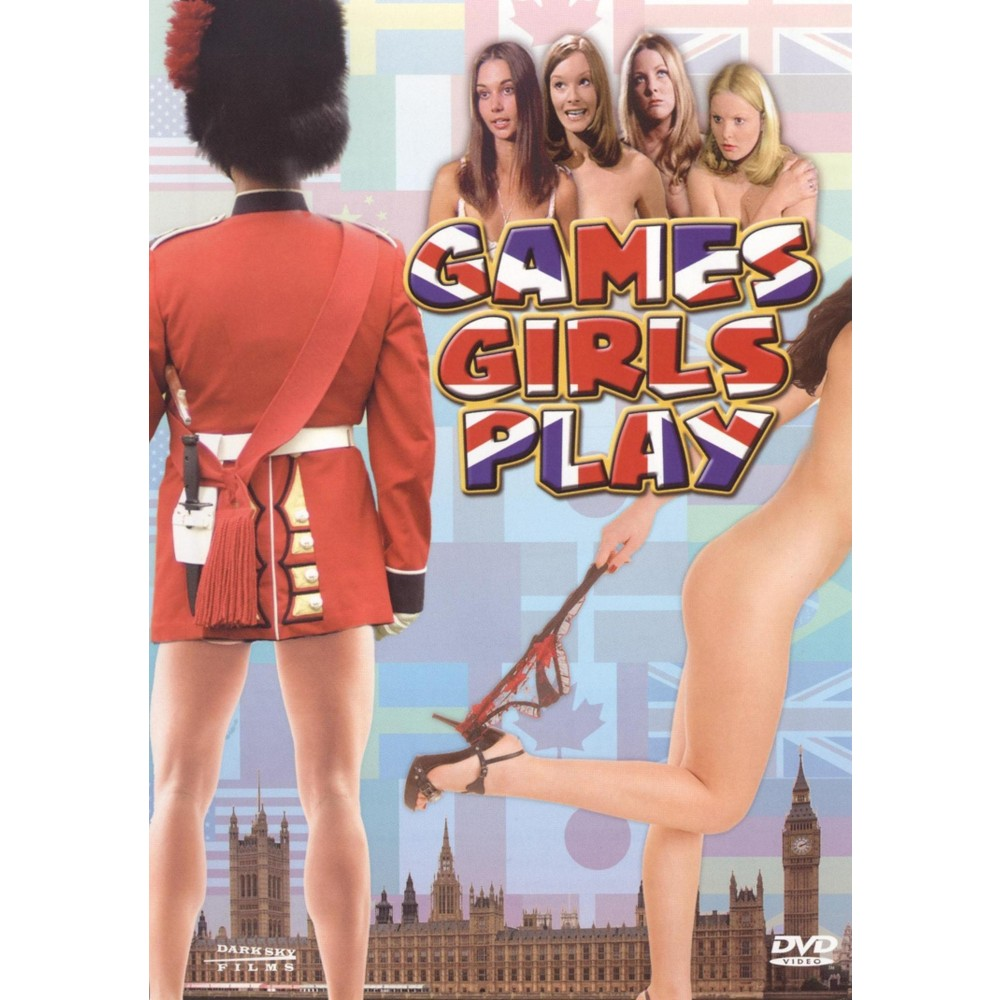 Games Girls Play (Dvd), Movies