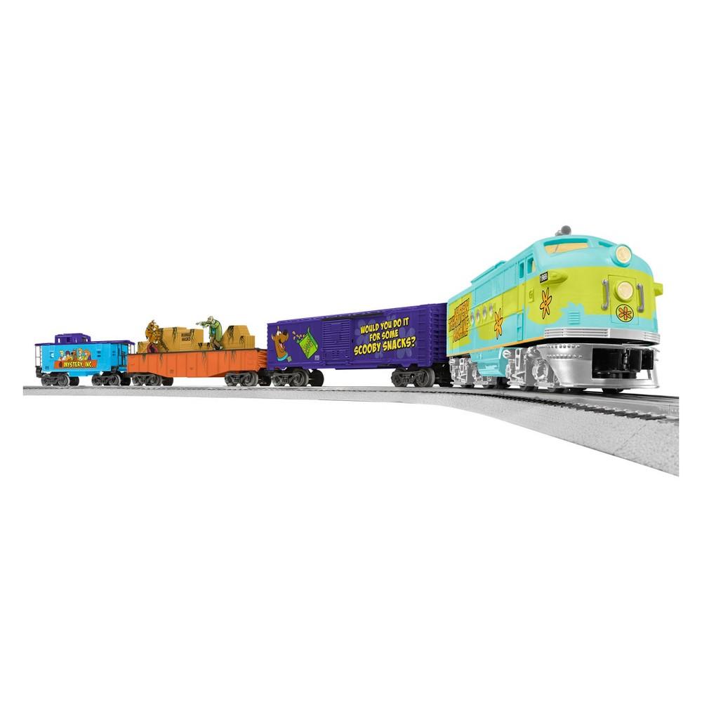Lionel Mystery Machine LionChief Train Set with Bluetooth