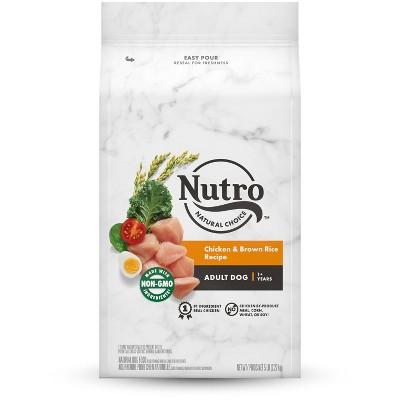 Nutro Wholesome Essentials Farm-Raised Chicken, Brown Rice & Sweet Potato Recipe Adult Dry Dog Food