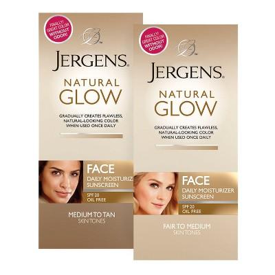 Jergens Natural Glow Face Moisturizer
