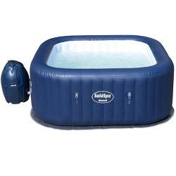 Bestway SaluSpa Hawaii AirJet 6-Person Portable Inflatable Spa Hot Tub | 54155E