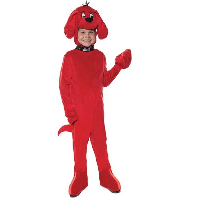 Clifford Clifford The Big Red Dog Child Costume