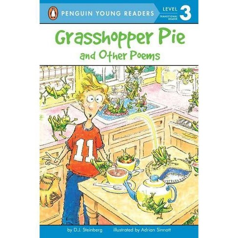 Grasshopper Pie and Other Poems - (All Aboard Poetry Reader: Level 2 (Paperback))by  D J Steinberg - image 1 of 1