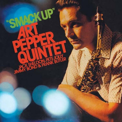 Art quintet pepper - Smack up (Vinyl) - image 1 of 1