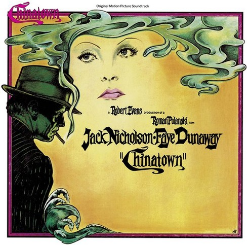 Jerry Goldsmith - Chinatown (Ost) (Vinyl) - image 1 of 1