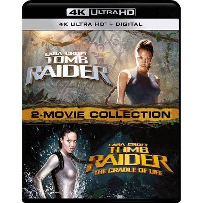 Tomb Raider 1 & 2 (4K/UHD)(2021)