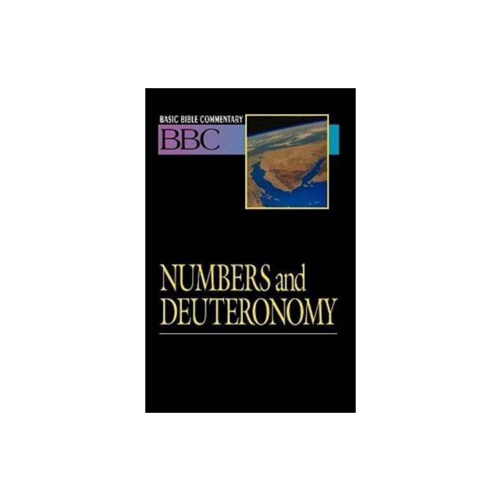 Basic Bible Commentary Numbers And Deuteronomy By Lynne Deming Paperback
