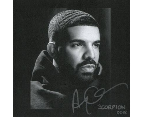 Drake - Scorpion (CD) - image 1 of 1