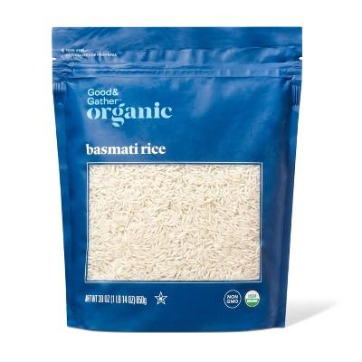 Organic Basmati Rice - 30oz - Good & Gather™