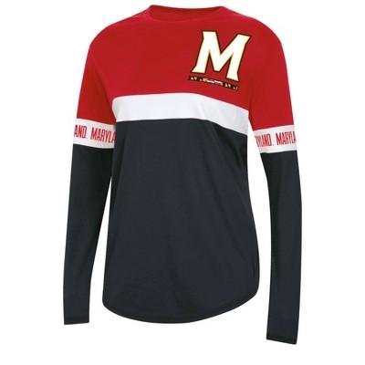 NCAA Maryland Terrapins Women's Long Sleeve T-Shirt