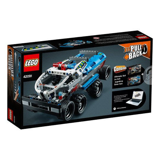 LEGO Technic Police Pursuit 42091 image number null