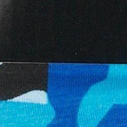 Black/Blue Camo
