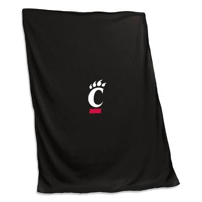 NCAA Cincinnati Bearcats Sweatshirt Throw Blanket