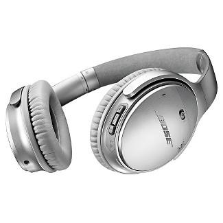 Bose® QuietComfort® 35 Wireless Headphones - Silver
