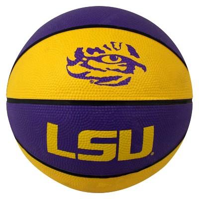 NCAA LSU Tigers Mini Basketball