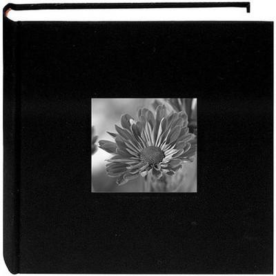 Cloth Photo Album w/Frame 9 x9  - Pioneer Photo Albums