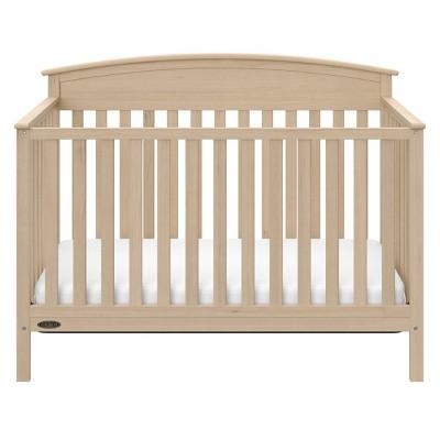 Graco Benton 4-in-1 Convertible Crib - Driftwood