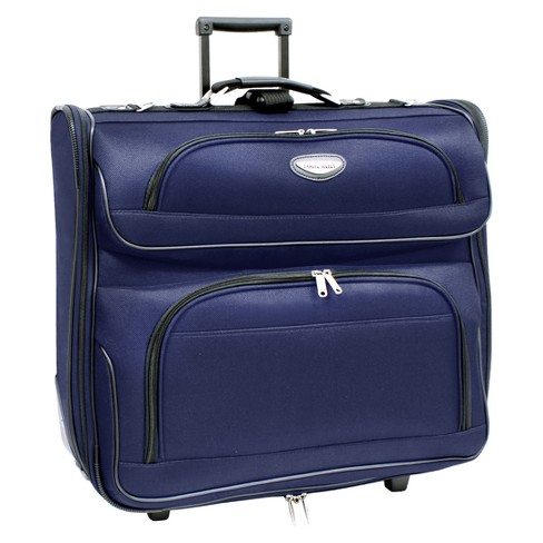 Travel Select Amsterdam Rolling Garment Bag - Blue - image 1 of 2