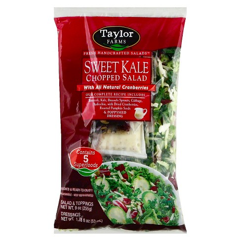 Taylor Farms Sweet Kale Chopped Salad with Cranberries - 11oz - image 1 of 1