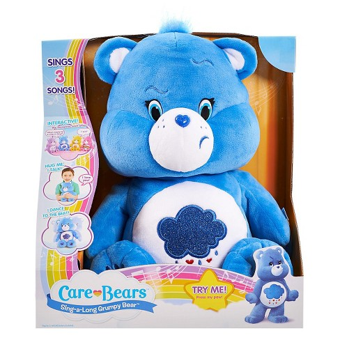 Care Bears Sing-a-Long Bears Grumpy - image 1 of 3