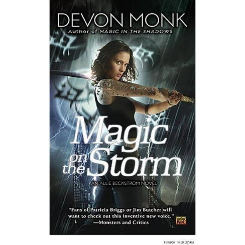 Magic on the Storm - (Allie Beckstrom Novels) by  Devon Monk (Paperback) - image 1 of 1