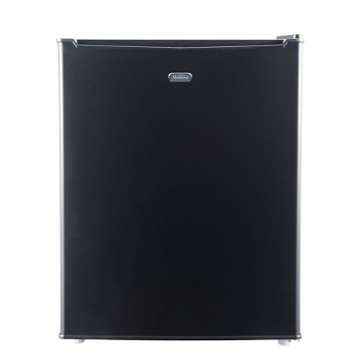Sunbeam 2.5 cu ft Mini Refrigerator - Black SGR25MBKE