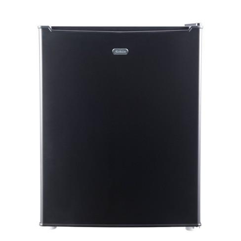 Sunbeam 2.5 cu ft Mini Refrigerator - Black SGR25MBKE - image 1 of 4