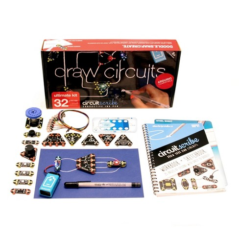 Circuit Scribe Ultimate Kit: Draw Circuits Instantly - image 1 of 5