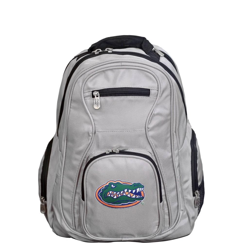 NCAA Florida Gators Gray Premium Laptop Bag