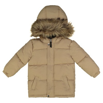 Andy & Evan  Toddler  Boys Nordic Bubble Jacket