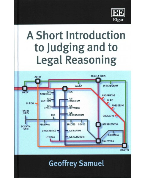 Short Introduction to Judging and to Legal Reasoning (Hardcover) (Geoffrey Samuel) - image 1 of 1