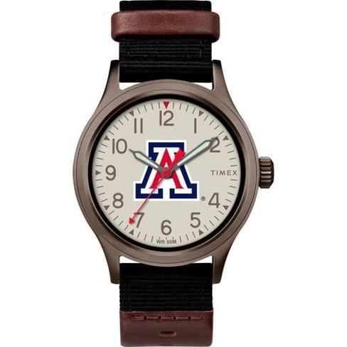 NCAA Arizona Wildcats Tribute Collection Clutch Men's Watch - image 1 of 1