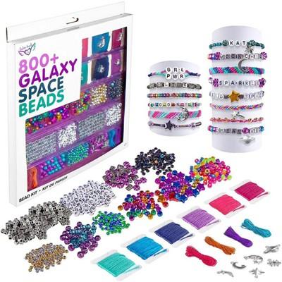 Fashion Angels Fashion Angels DIY 800+ Galaxy Alphabet Bead Case