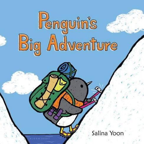 Penguin's Big Adventure - by  Salina Yoon (Hardcover) - image 1 of 1