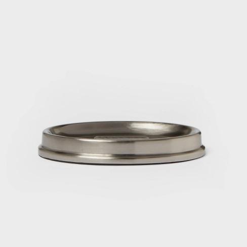 Antique Soap Dish Pewter Threshold Target
