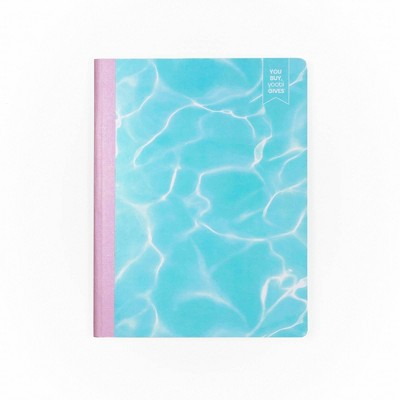 Composition Notebook College Ruled Water - Yoobi™