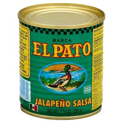 El Pato Jalapeno Salsa - 7.75oz
