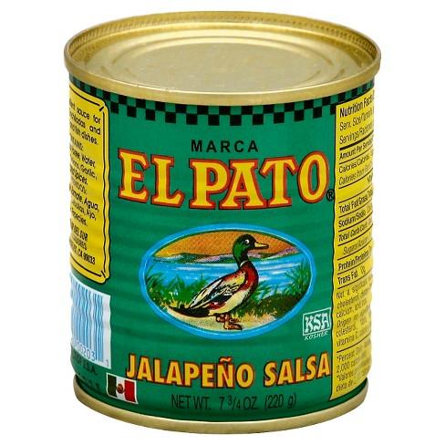 El Pato Jalapeno Salsa - 7.75oz - image 1 of 1
