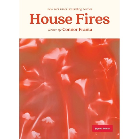 House Fires - Target Exclusive Signed Edition by Connor Franta (Hardcover) - image 1 of 1