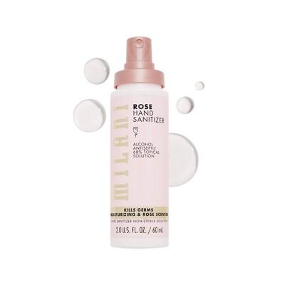 Milani Rose Hand Sanitizer - 2 fl oz
