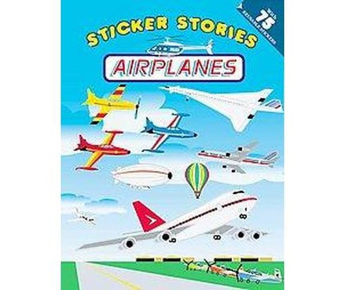 Airplanes (Paperback) - image 1 of 1