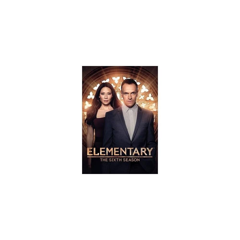 Elementary:Sixth Season (Dvd)