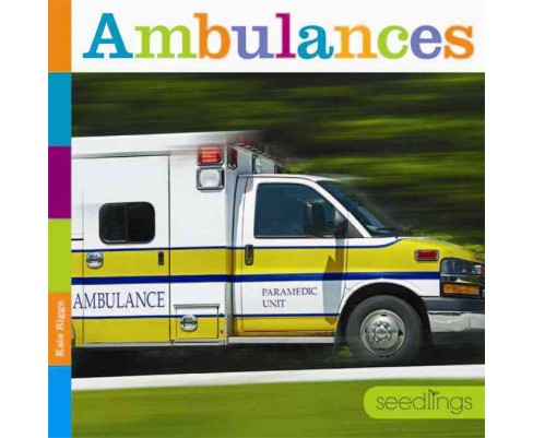 Ambulances (Paperback) (Kate Riggs) - image 1 of 1