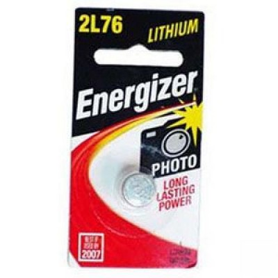 Technuity 2L76BP Lithium Photo Camera Battery - 3V DC