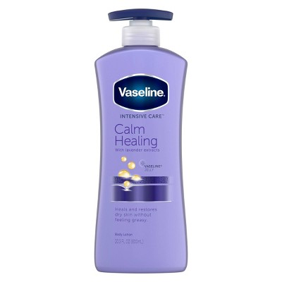 Vaseline Intensive Care Calm Healing Lotion - 20.3 fl oz